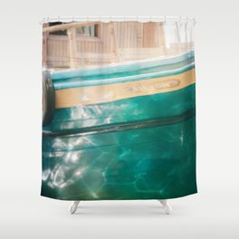 Alkyon Shower Curtain