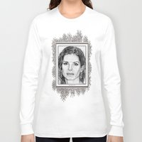 sandra dieckmann Long Sleeve T-shirts featuring Sandra Bullock in 2005 by JMcCombie