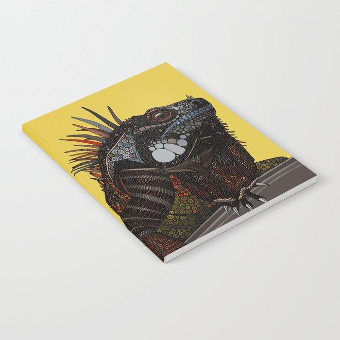 iguana gold Notebook