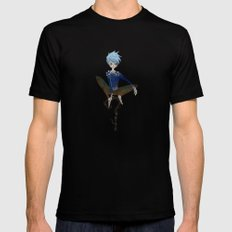 Jack Frost Black Mens Fitted Tee MEDIUM
