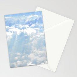 Rainbow Cloud Stationery Cards