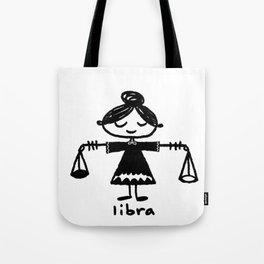 the tao of libra Tote Bag