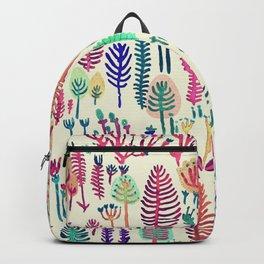 STRANGE FLOREST Backpack