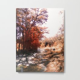 Retreat Metal Print