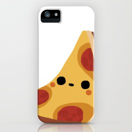 Want some pizza? iPhone Case
