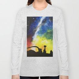 Desert Galaxy Long Sleeve T-shirt