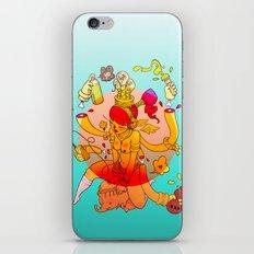 Naga Boo iPhone & iPod Skin