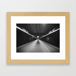 Lawrence West Framed Art Print