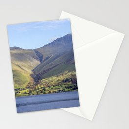 Motionless. Stationery Cards