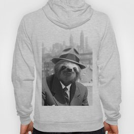Sloth in New York Hoody