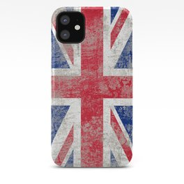 Rule Britannia (Union Jack) iPhone Case