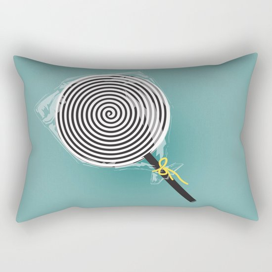 HypnoPop Rectangular Pillow