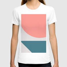 Geometric Form No.8 T-shirt