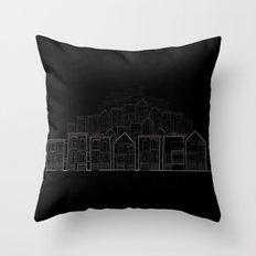 Untapped San Francisco Throw Pillow