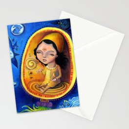The Astronomer Stationery Cards