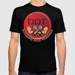 DDT Men's and Women's Hoodies T-shirt