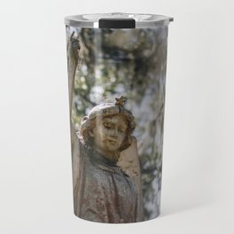 Bonaventure Cemetery Angel II Travel Mug