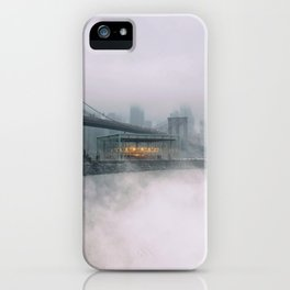 Janes Carousel Dumbo Foggy iPhone Case