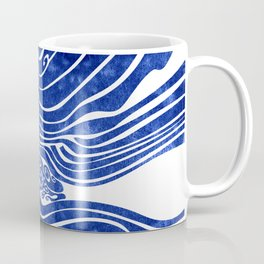 Churn The Deep Coffee Mug