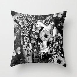 REM Throw Pillow