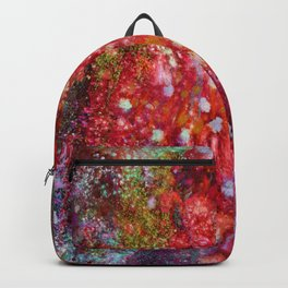 Red Moss Backpack