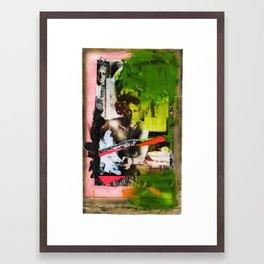 JettRink Framed Art Print