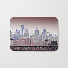 Philly Grit Bath Mat