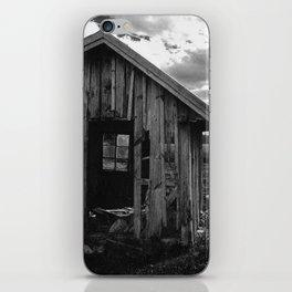 Falling appart iPhone Skin