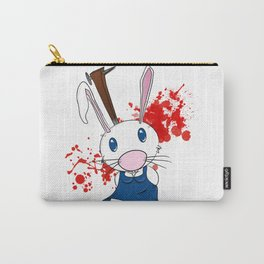 Dawn of the Bunny Carry-All Pouch