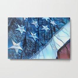America I Metal Print