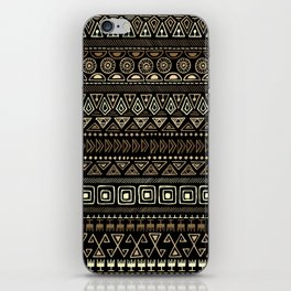 Ethnic tribal Pattern iPhone Skin