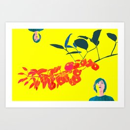 Choshi Art Print