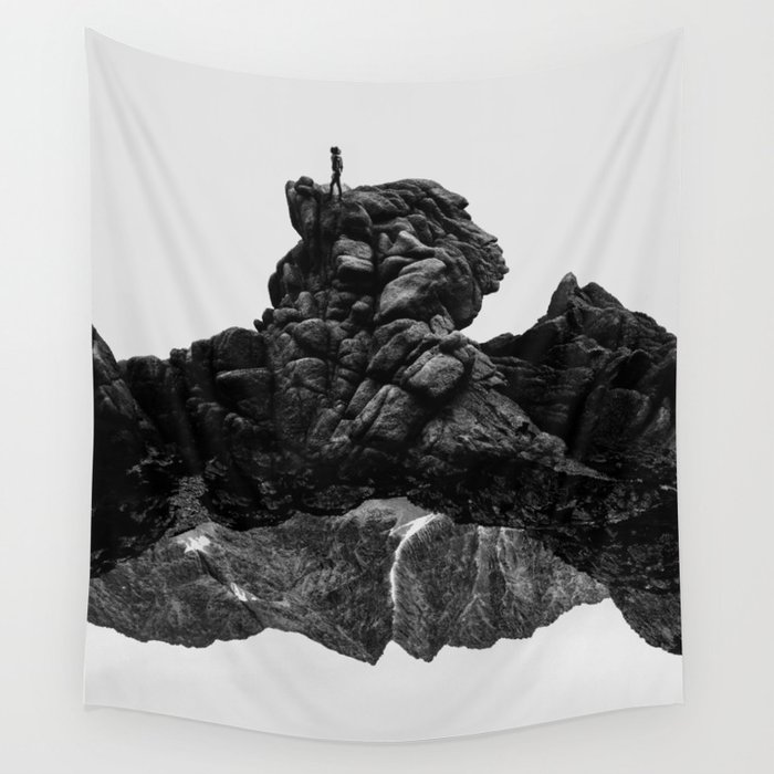 Isolate Me Wall Tapestry
