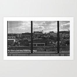 Juárez, Mexico Art Print