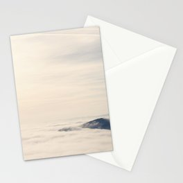 Above the Clouds No1 Stationery Cards