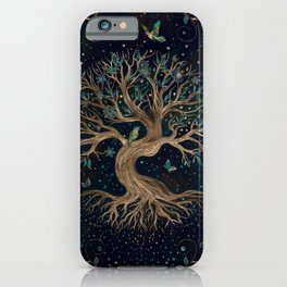 Tree of Life - Yggdrasil iPhone Case