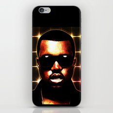 Flashing Lights iPhone & iPod Skin