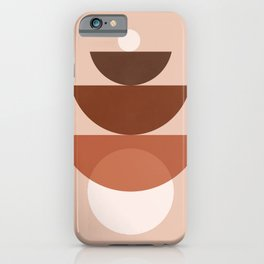 Abstraction_BALANCE_Minimalism_Art_006 iPhone Case