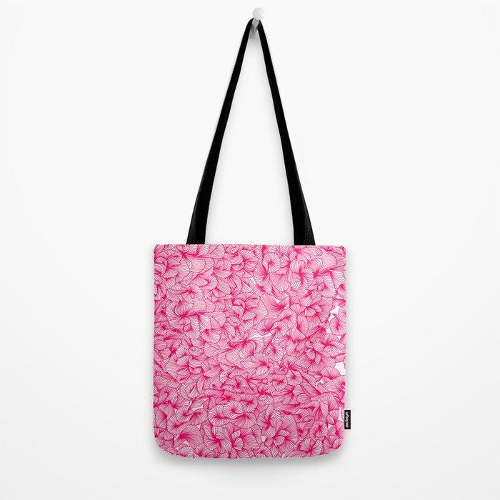 Pink Inklings Tote Bag