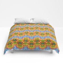 Mayan Celebration Comforters