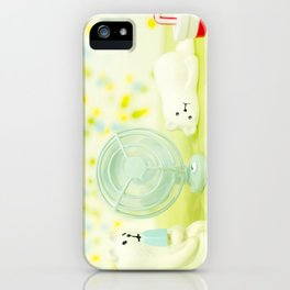 Chilling Too iPhone Case