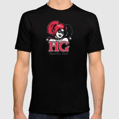 Homicidal Girls MEDIUM Mens Fitted Tee Black