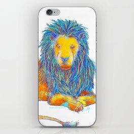 Lionrific iPhone Skin