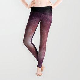 Spiral galaxy Leggings