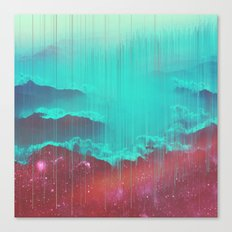 Suboneiric space Canvas Print