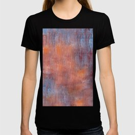 Orange Color Fog T-shirt