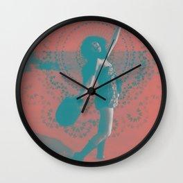 nostalgique Wall Clock