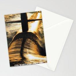 USS MARYLAND (SSBN-738) Stationery Cards