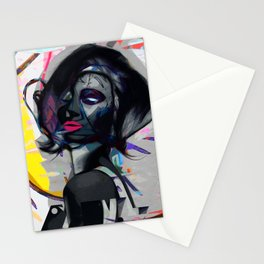 Seduced by colour Stationery Cards