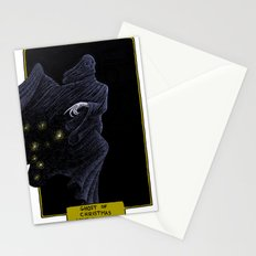 Ghost of Christmas Yet to Come Stationery Cards